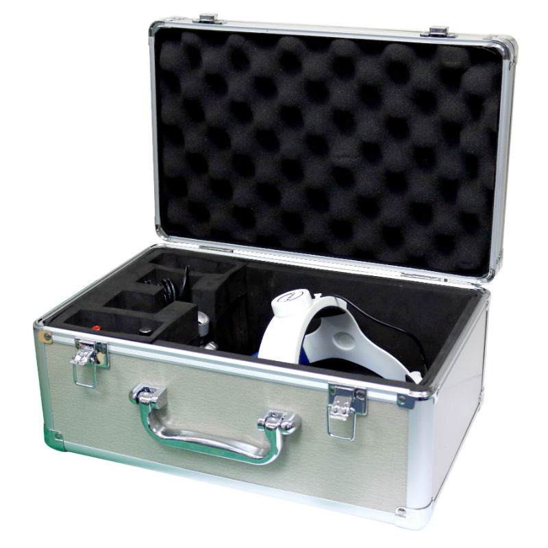 Flight Case for the Daray Medical Headlight