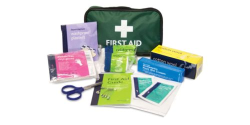 Refill Your Travel First Aid Kit