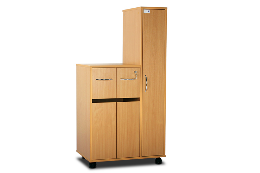 Hospital Bedside Cabinets with Wardrobes