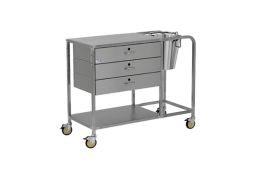 Surgical Trolleys with Drawers