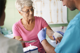 Dressings and Wound Care
