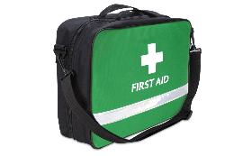 Reliance Medical Empty First Aid Bags and Boxes