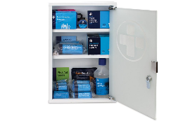 Reliance Medical First Aid and AED Cabinets