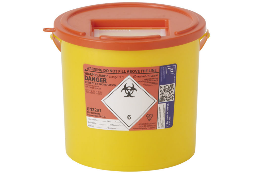 Sharpsguard Orange Sharps Containers