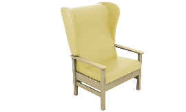 Sunflower Medical Bariatric Atlas Chairs with Vinyl Upholstery