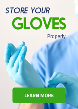 Store Your Gloves with Our Dispensers