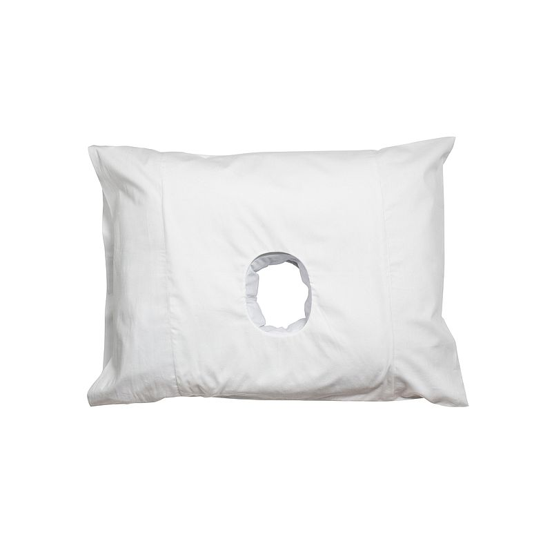 Original Pillow with a Hole