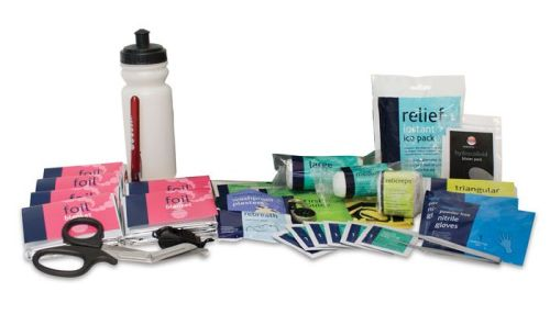Make Sure That Your Sports First Aid Kit is Refilled