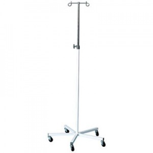 Bristol Maid Two-Hook Mild Steel Infusion Stand