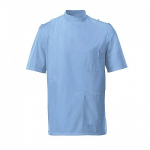 Alexandra Workwear Men's Epaulette Dental Tunic