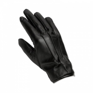 Alexandra Workwear Women's Black Leather Gloves