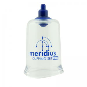 Meridius Contoured Replacement Cup for Cupping Therapy