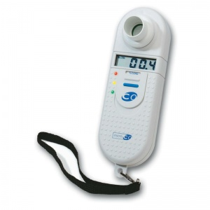 MicroMedical MicroCO Smoke Monitor
