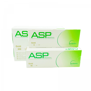 ASP Original Gold Auricular Needles