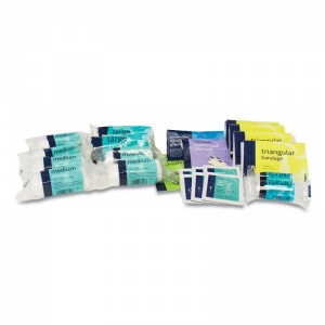 Basic HSE Workplace First Aid Kit Refill Materials