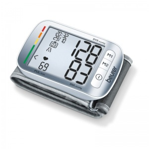 Beurer BC50 Wrist Blood Pressure Monitor with Extra-Large Display