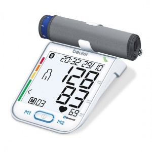Beurer BM77 Blood Pressure Monitor with Bluetooth