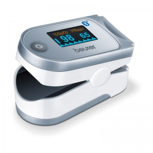 Beurer PO60 Smart Pulse Oximeter for Determining SpO2 and Pulse Frequency