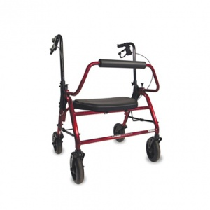 Bristol Maid Bariatric Mobility King Rollator Walker
