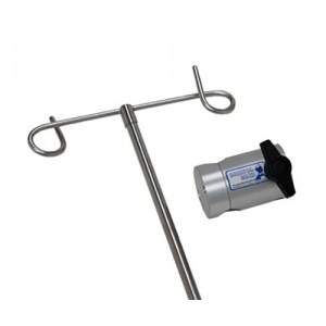 Bristol Maid Clamp-Mounted Drip Stand