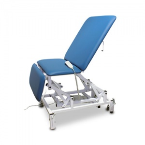 Bristol Maid Electric Three-Section Bariatric Treatment Chair with Hand Switch and Electric Backrest