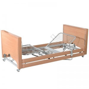 Standard Two-Bar Wooden Side Rails for Casa Classic FS Low Profiling Beds