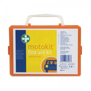 Motokit Compact Vehicle First Aid Kit