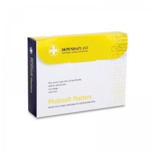 Dependaplast Multisoft Plasters (Pack of 50)