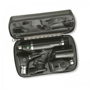Welch Allyn 3.5V Elite Ophthalmoscope and Otoscope Diagnostic Set with Lithium-Ion Handle