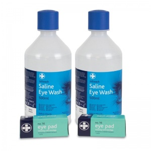 Eye Wash Refill Pack