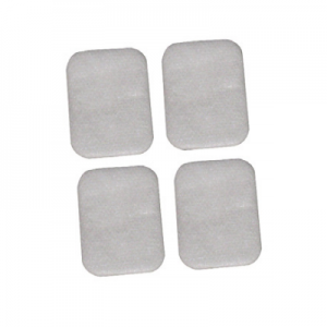 Fine Particle Air Filters for the DeVilbiss SleepCube (Pack of 4)