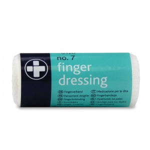 Finger Dressings with Bandage