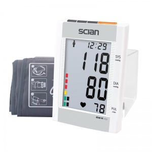 Fully Automatic Deluxe Digital Blood Pressure Monitor