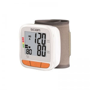Fully Automatic Digital Wrist Blood Pressure Monitor