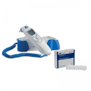 Genius 3 Tympanic Thermometer and 96 Probe Cover Bundle