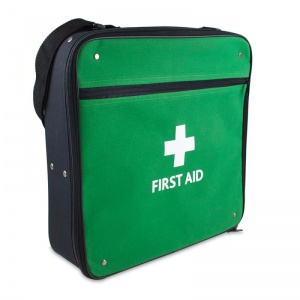 Green Lyon First Aid Bag (Empty)