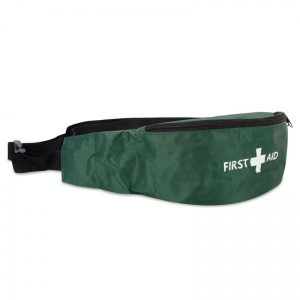 Green Riga First Aid Bum Bag