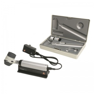 HEINE Delta 20 T Dermatoscope Set with Rechargeable USB Handle