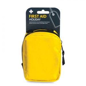 Holiday First Aid Kit in Borsa Bag