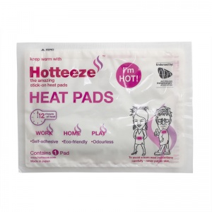 Hotteeze Self-Adhesive Heat Pad