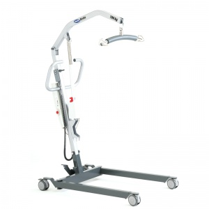 Invacare Birdie Hoist with Manual Leg Opening and Detachable Battery