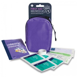 Kids' Patch-Up First Aid Kit in Borsa Bag