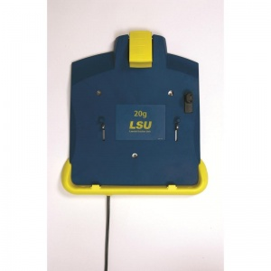 Wall Bracket with DC Power for the Laerdal Suction Units