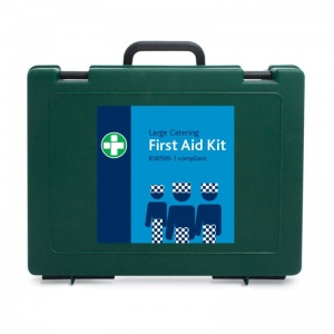 Large Catering First Aid Kit in Essentials Box