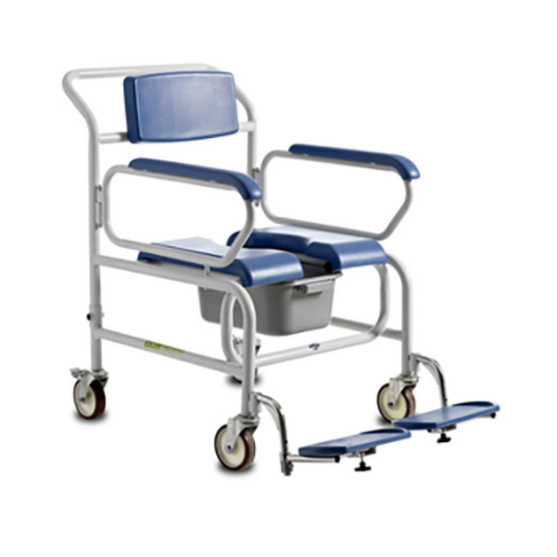 Bristol Maid Bariatric Mobile Commode Chair 710mm