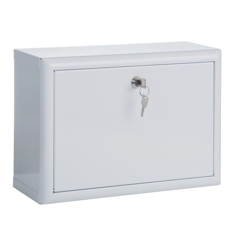 Delicieux Confidence Lockable Medicine Cabinet