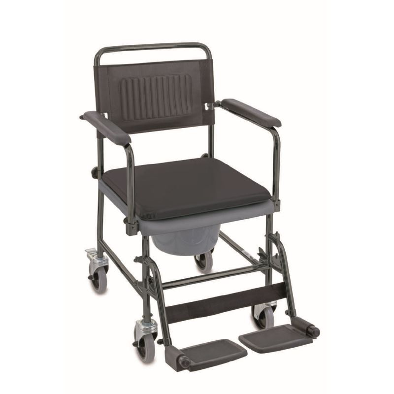 Invacare Glideabout Commode Chair  sc 1 st  Medical Supplies - MedicalSupplies.co.uk & Invacare Glideabout Commode Chair - MedicalSupplies.co.uk