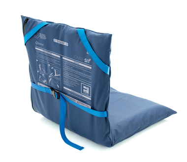 Repose Pressure Relief Cushion With Secure Straps