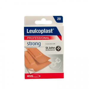 Leukoplast Strong Professional Plasters Assorted Sizes (Pack of 20)