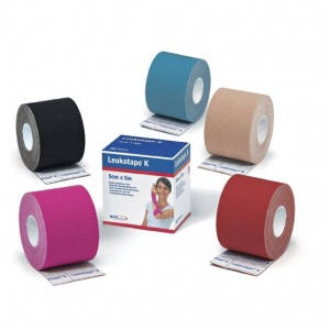 Leukotape K Kinesiology Tape (5 Pack)
